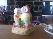 Vintage Owl Lights