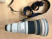 Canon 400mm Lens
