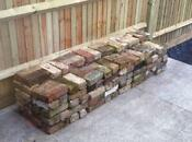 Reclaimed London Bricks