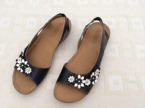 Womens Flat Shoes Sold In Padders