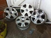 Ford 18 Alloy Wheels