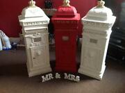 Wedding Post Box Hire