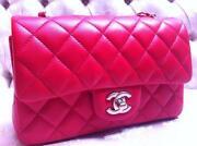 Chanel Red Mini