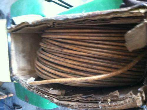 Vintage Cloth Covered Wire Ebay