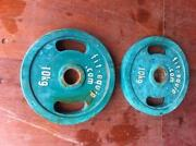 Rubber Dumbells