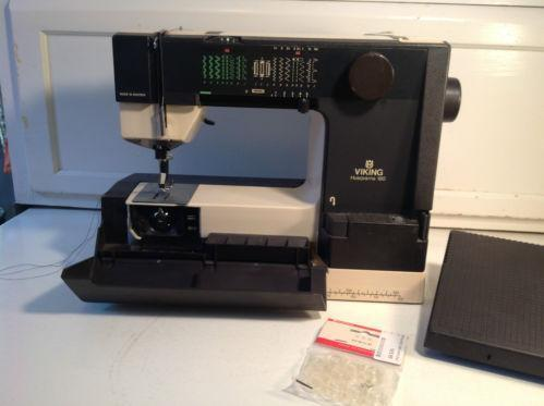 Husqvarna Viking Sewing Machine EBay Magnificent Viking 400 Sewing Machine Review