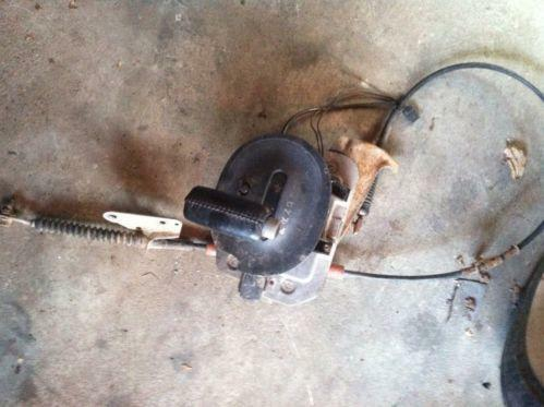 Mustang Shifter Cable Ebay