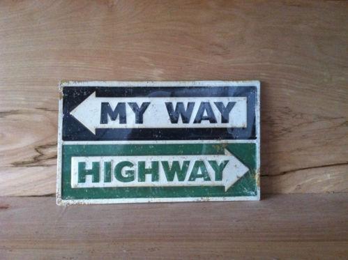 Vintage Garage Signs Ebay