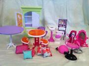 Barbie Furniture Lot