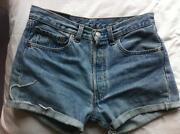 Womens Levi Shorts