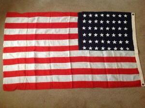 Vintage American Flag 3x5