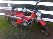 Honda CT110 Postie Bike Parts