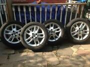 Fiat Punto Alloy Wheels