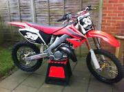 Honda CR 125 Bike