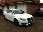 Audi A3 Quattro Black Edition
