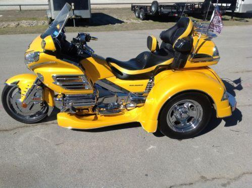 used honda goldwing trikes ebay. Black Bedroom Furniture Sets. Home Design Ideas