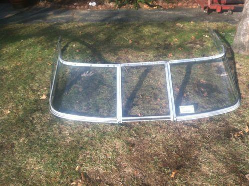 Used Boat Windshield Ebay