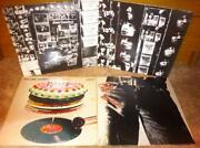 Rolling Stones LP Lot