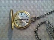 Majestime 17 Jewel Pocket Watch