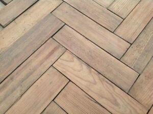 Superior Reclaimed Parquet Flooring