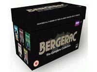 NEW Bergerac complete box set