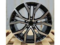 "19"" vw golf mk7 GTD genuine 1x santiago alloy wheel with tyre!"