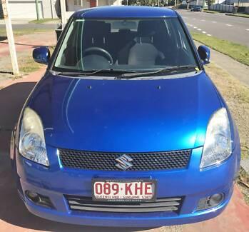 2007 Suzuki Swift Hatchback 5Spd Manual Blue Stock #1748