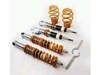 Vw polo 6n2 coilovers 99-02 (new)