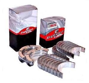 Enginetech Rod & Main Bearings Kit Chevy 400 Small Block