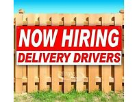Part-time delivery driver needed in Birmingham (Urgent)
