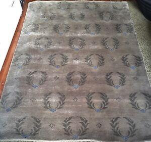 Wool Floor Rug