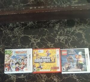 3DS Games for Sale London Ontario image 1