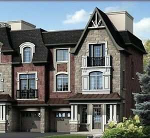 NEW LUXURY TOWNHOMES IN WOODBRIDGE - move in 2017