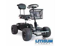 Titan-S Lithium Golf Buggy 18-27 hole FOR SALE