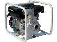 "JEFFERSON 2"" PETROL WATER PUMP 5.5HP 163CC SELF-PRIMING FOUR STROKE"