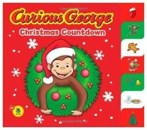 CURIOUS GEORGE - Christmas Countdown
