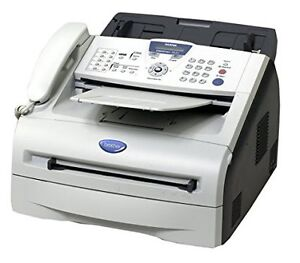 Blowout!! Brother fax machine, 2820 only $80 Toner included