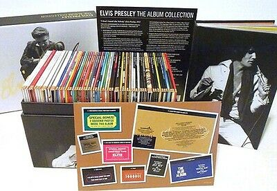 Presley, Elvis - The RCA Albums Collection CD New & Sealed