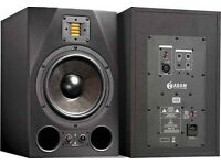 ADAM A8X PROFESSIONAL STUDIO MONITORS