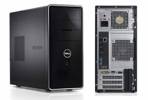Dell i3 Desktop Computer 500 GB HDD, NOW 6.0 GB DDR3 Ram, Win 7