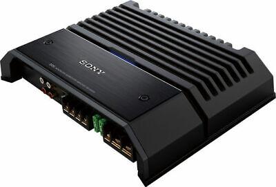 नया! Sony XM-GS100 1100W कॉम्पैक्ट GS सीरीज मोनोब्लॉक कार ऑडियो एम्पलीफायर