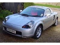 MR2 Roadster - One Lady Owner - 55,000 MILES