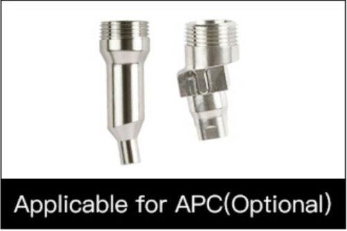 APC connector for Komshine KIP-600V, KIP-600P inspection probe