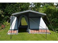 Relum Bungalow 4k canvas frame tent
