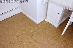 Come Fall in Love with Autumn Leaves Cork Floor!! $ 3.29sq/ft London Ontario image 5