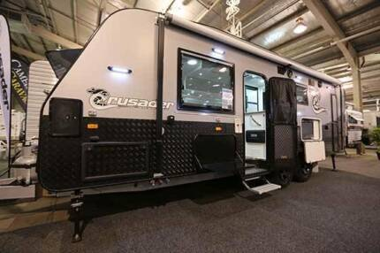 Crusader Excalibur Limited Edition - CAMERON CARAVANS SA Edwardstown Marion Area Preview