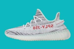 Adidas Yeezy Boost 350 V2 Blue Tint for sale $450!!!