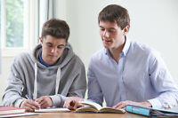 Math and English Online Tutor $15/Hour!
