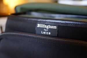 Leica Combination Bag for M system - Billingham