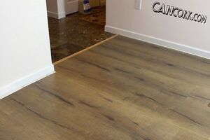 Perfectly Printed Cork Flooring Available Now!!